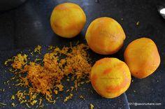 Crema de portocale sau lamaie pentru torturi, prajituri, fursecuri   Savori Urbane Peach, Food, Deserts, Kitchens, Essen, Peaches, Meals, Yemek, Eten