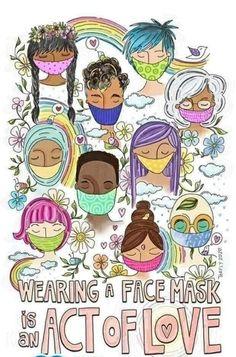 Cartoon Drawings, Art Drawings, Hand Washing Poster, Nurse Art, Mask Drawing, Snoopy Love, Aesthetic Drawing, Aboriginal Art, Nurse Humor
