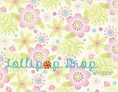 Soft Flowers #lollipopdropshoppe Background Vintage, Paper Background, Background Patterns, Scrapbooking, Scrapbook Paper, Baby Shower Clipart, Studio Backdrops, Flower Backgrounds, Free Prints