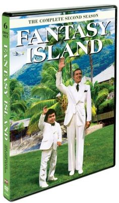 Roarke & Tattoo welcome you--and loads of BIG guests--to Season 2 of Fantasy Island! On DVD Second Season, Season 2, Dad Pictures, Fantasy Island, Feature Article, Old Tv Shows, 2 Movie, Vintage Tv, Favorite Tv Shows