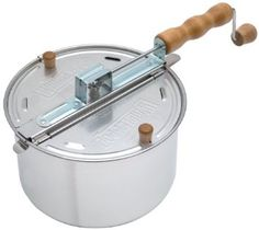 Wabash Valley Farms 25008 Whirley-Pop Stovetop Popcorn Popper £29