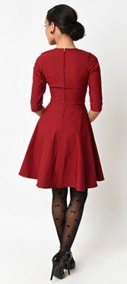 1950s Fashion & Women's 50s Clothing | Unique Vintage