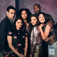 Family is everything. Catch up on before the midseason finale on Sunda Charmed Tv Show, New Charmed, It Movie Cast, Movie Tv, It Cast, Shows On Netflix, Movies And Tv Shows, Rupert Evans, Sarah Jeffery
