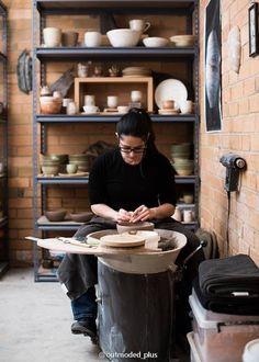 Pottery ceramist