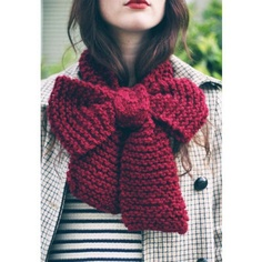 Bow scarf! I have in black !