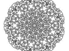 My first #biomorphic #mandala Mandala, Island, Islands, Mandalas