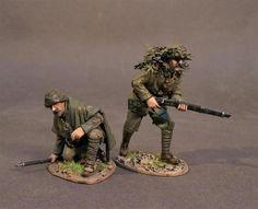 THOMAS GUNN WW1 GERMAN GW063 TURKISH RIFLEMAN MIB