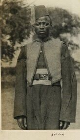 A Northern Nigerian Police Officer, 1910