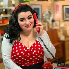 ❤️I just love vintage telephones❤️ found some super neat vintage phones today @stuffsf #antiques & #collectibles and I can't wait to share… Vintage Phones, Vintage Telephone, Bichon Frise, Curvy Outfits, Pin Up Style, Just Love, Pinup, Antiques, Clothing