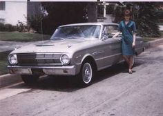 Paul and Sharlene Cartier's 1963 Falcon Sprint Hardtop (story/photos in link...bought new from Cali dealer)