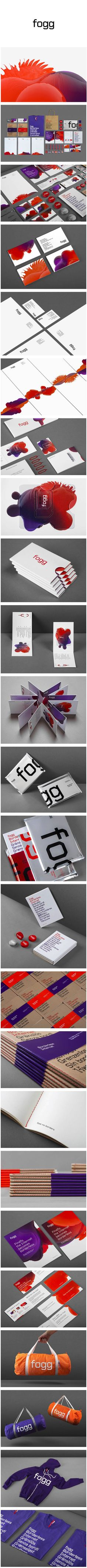 Brand identity, collateral and website design for a global Internet access solution, Fogg mobile. Brand Identity Design, Graphic Design Branding, Corporate Design, Corporate Identity, Visual Identity, Logo Design, Typography Logo, Logo Branding, Curriculum Vitae