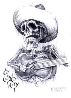 tattoo ideas skull chicano tattoos soto tattoo art tat ideas tattoo ...