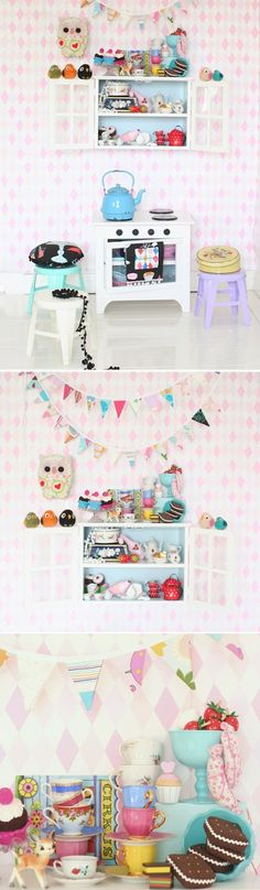 tea party cuteness