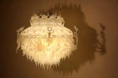 2012 made bij Heleen van Zantvoort Meermin, Chandelier, Ceiling Lights, Rotterdam, Lighting, Sally, Reuse, Lamps, Van