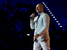 """Iranian-American comedian Maz Jobrani takes to the TEDxSummit stage in Doha, Qatar to take on serious issues in the Middle East -- like how many kisses to give when saying """"Hi,"""" and what not to say on an American airplane. - Amanda"""