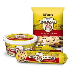 Refrigerated Cookie Dough •    Bake something for a gift to give a special person -     consider YOUrself a special person also ! •
