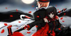 Rwby Oscar, Rwby Comic, Rwby Fanart, Durarara, Vampire Knight, Diabolik Lovers, Black Butler, Tokyo Ghoul, Anime