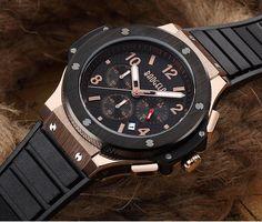 #Men's #Fashion Luminous #Sports Silicone Watch Multi-Function #Waterproof Chronograph# Wristwatch BAOGELA #Watch