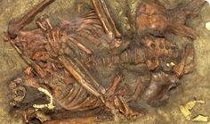 Homo neanderthalensis burial site