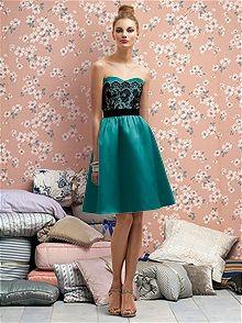 Lela Rose LR175 #green #bridesmaid #dresses