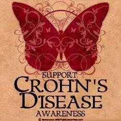 Support Crohn's disease Awareness