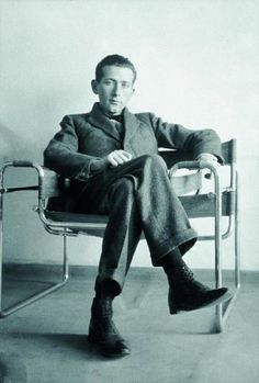 #MarcelBreuer - the Don Draper of the #Bauhaus - Dedece Blog | Dedece Blog