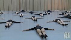 Vaganova Ballet Academy. Stretching and flexibility exercises. - YouTube