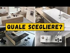 Top cucina: pro e contro dei 4 Materiali Migliori - YouTube Youtube, Top, Youtubers, Crop Shirt, Shirts, Youtube Movies