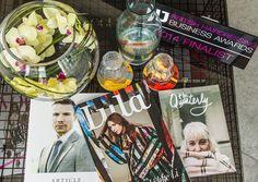 Magazines that are relevant not random