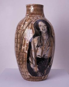 Grayson Perry. Contained anger, 1999