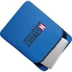 """Promotional Products Ideas That Work: Case Logic 17"""" Neoprene Laptop Sleeve .Get yours at www.luscangroup.com"""
