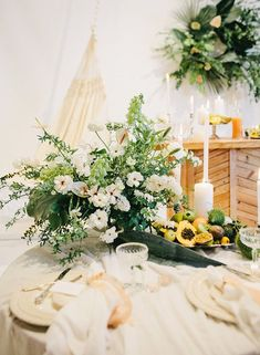 Wedding Ideas: Dreamy Reception Details for Lovers - MODwedding