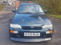 Click the link to see more pics and details of this ford escort rs cosworth  luxury 1993  k