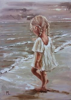 Painting Of Girl, Oil Painting On Canvas, Painting & Drawing, Canvas Art, Paintings For Sale, Original Paintings, Art Oil Paintings, Office Art, Urban Art