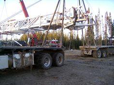 Spring breakup. Drilling Rig, Trucks And Girls, Big Wheel, Heavy Equipment, Rigs, Oil Field, Welding, Breakup, Fields