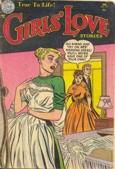Wedding Dress - Lamp - Bed - Speech Bubble - Hair Bun
