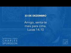 Voltemos Ao Evangelho | 23 de dezembro – Devocional Diário CHARLES SPURGEON