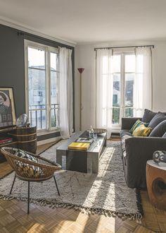 Appartement paris déco et design : 12 photos inspirantes