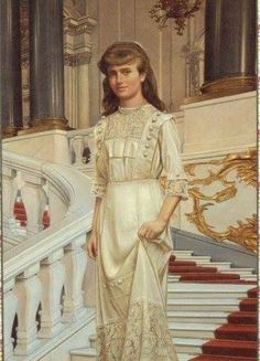 Anastasia. This book was how I found out the Romanovs were executed. I was six…