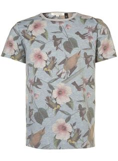Taxonomy Print T-shirt