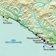 Trekking Cinque Terre - La Balaguère