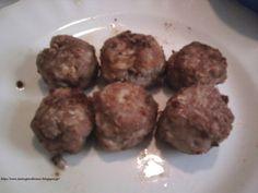 TastesGreekToMe: Little Meat Balls