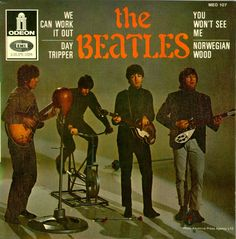 The Beatles: We Can Work It Out / Day Tripper / You Won't See Me / Norwegian Wood.