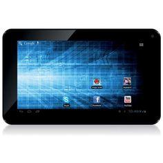 """torex Tab 7D13-S 4GB, eZee. Velocidad de reloj: 1.2 GHz. Memoria interna: 0.5 GB, Tipo de memoria interna: DDR3-SDRAM. Capacidad de almacenamiento interno: 4 GB, Tipo de almacenamiento: Flash, Tarjetas de memoria compatibles: MicroSD (TransFlash). Diagonal de la pantalla: 17.78 cm (7""""), Resolución de la pantalla: 800 x 480 Pixeles, Tecnología de visualización: TFT. Resolución de la cámara frontal (numérica): 1.3 MP PVP 56,64€ Precio Final"""