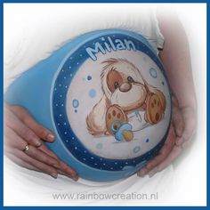 Bellypaint Bump Painting, Pregnant Belly Painting, Belly Art, Baby Shower, Baby Belly, Baby Bumps, Face And Body, Photoshoot, Pregnancy