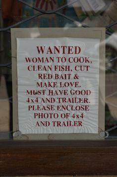 Seen in a shop window in Namibia