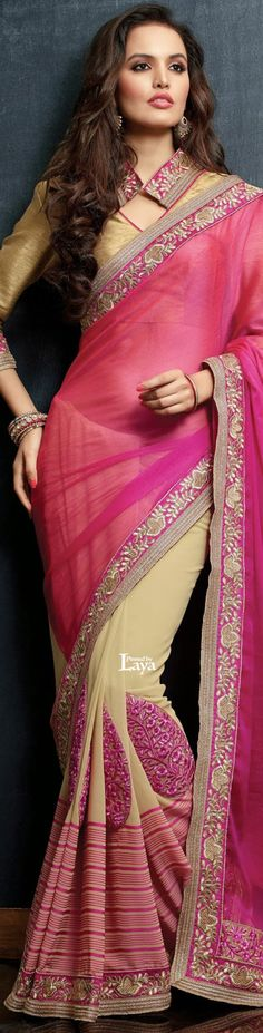 ♔LAYA♔SAREES♔♔♔we want to buy this saree-balause cloth.let us send price.