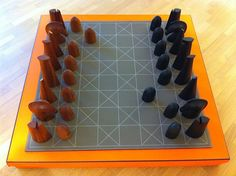 Smart Fashion. Hermes Chess set.
