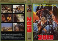 After the Fall of New York Action and Adventure feature directed by Martin Dolman; released in United Kingdomon Betamax, VHS videotape by VTC. Post Apocalyptic Movies, Retro Graphic Design, After The Fall, Autumn In New York, Press Kit, Post Apocalypse, Good Movies, Vintage Posters, Cover Art