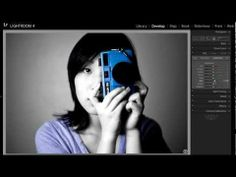 Lightroom Tutorial: Selective Color